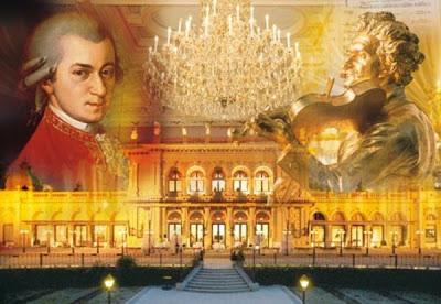 Mozart y Viena
