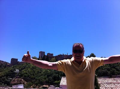 Granada, die Stadt der Kalifen – Alhambra meistbesuchteste Attraktion Spaniens, Mario Schumacher Blog