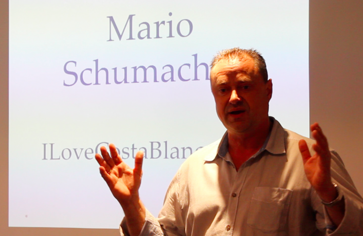 Ponencias, Mario Schumacher Blog