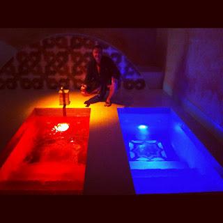 ¿Has estado una vez en una bañera del siglo 19… Balneario de Lanjarón?, Mario Schumacher Blog