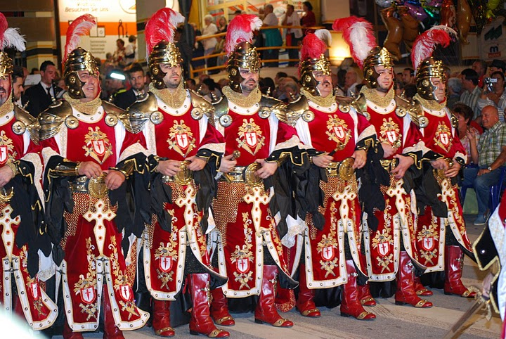 Fiestas de Moros y Cristianos en Calpe del 18.- 22.Octubre 2013, Mario Schumacher Blog