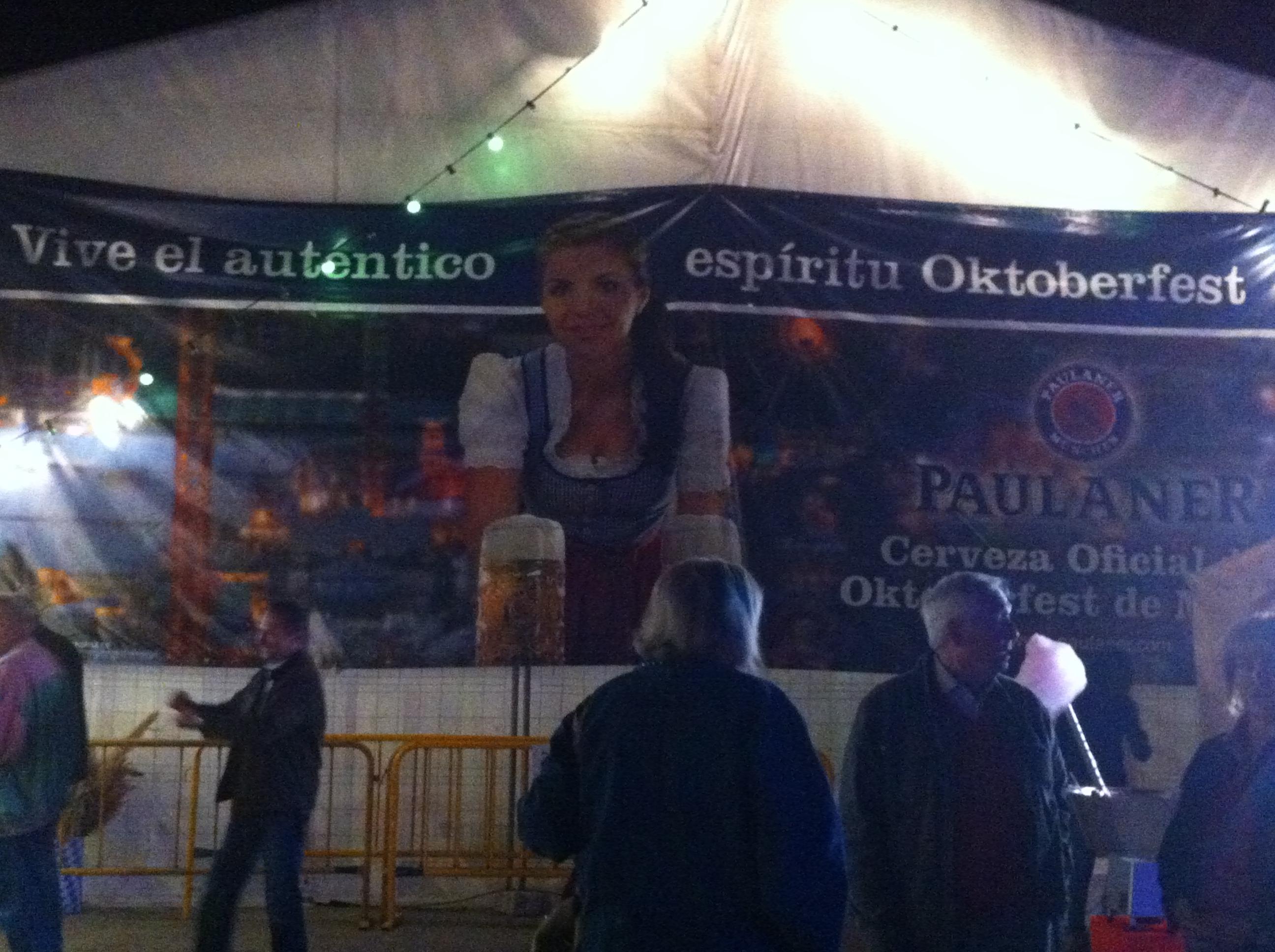 Espíritu de alegría …25 Jahre Oktoberfest Calpe – Fiesta de la Cerveza 2012, Mario Schumacher Blog