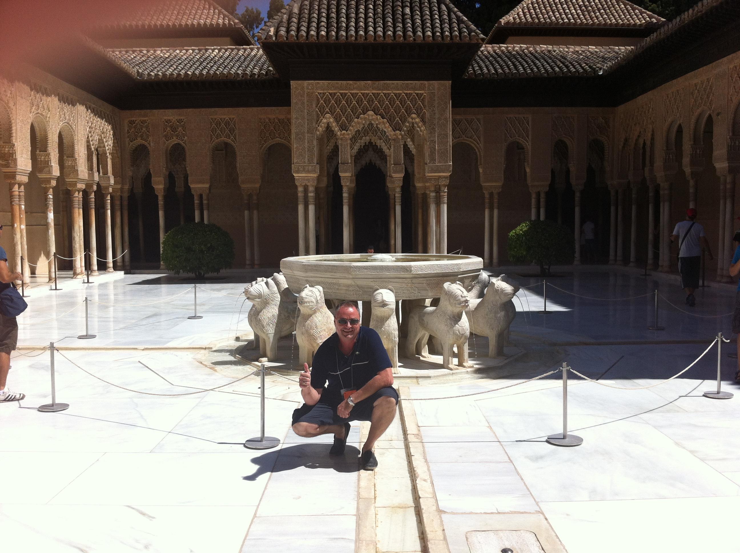 Interview eines Deutschen in Calpe von vero4travel – Entrevista alemán en Calpe, Mario Schumacher Blog