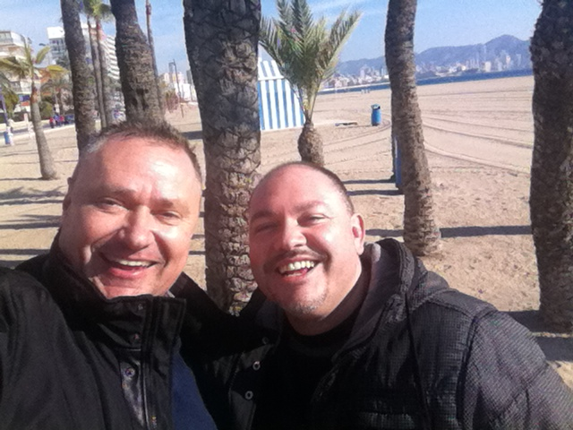 Alumnos del CdT Benidorm crean un video solidario – MAKING OFF, Mario Schumacher Blog