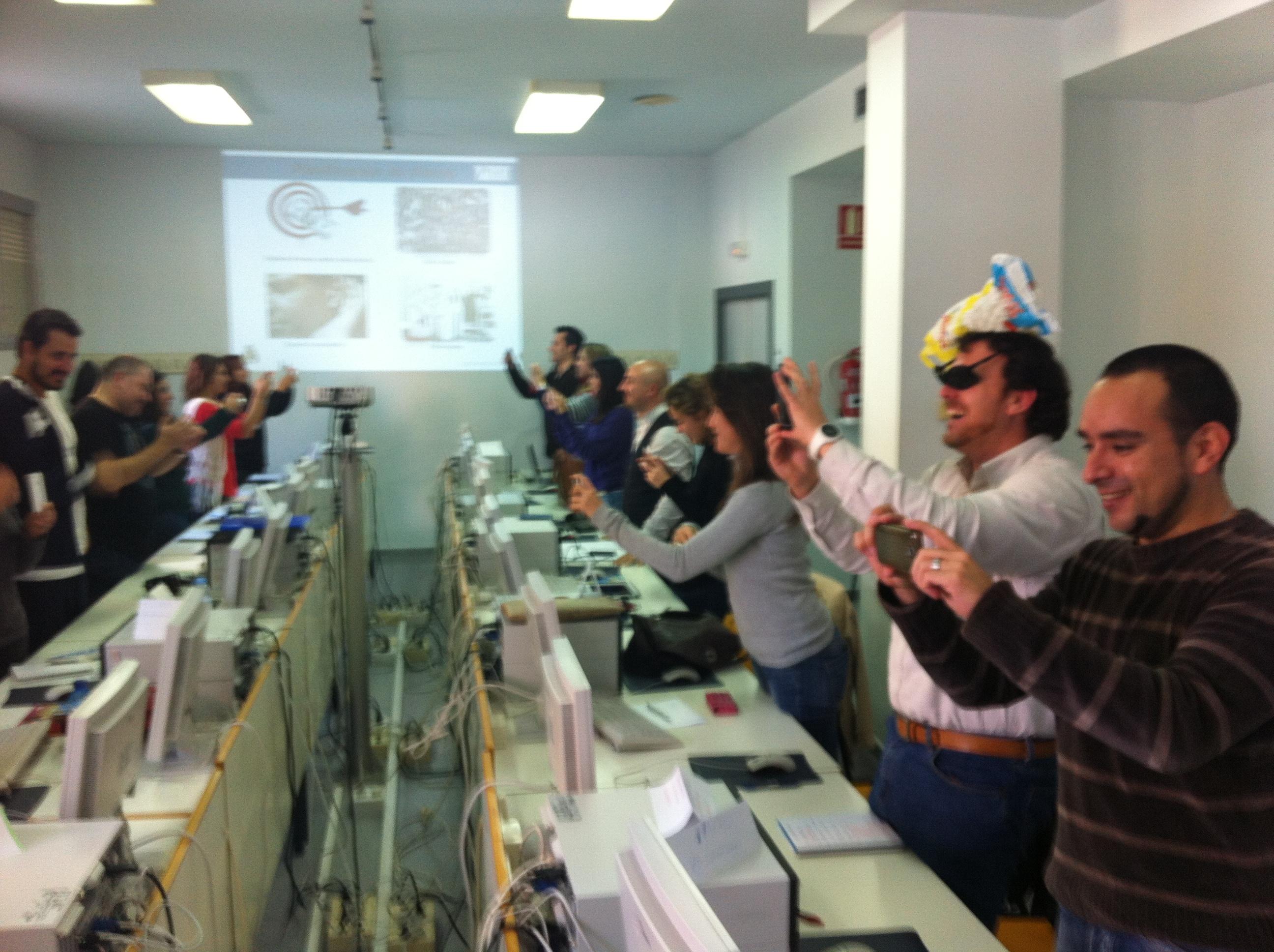 Grabar Vídeos con alegría en la empresa – Experiencia en el GYM del Hotel AR Roca Esmeralda de Calpe, Mario Schumacher Blog