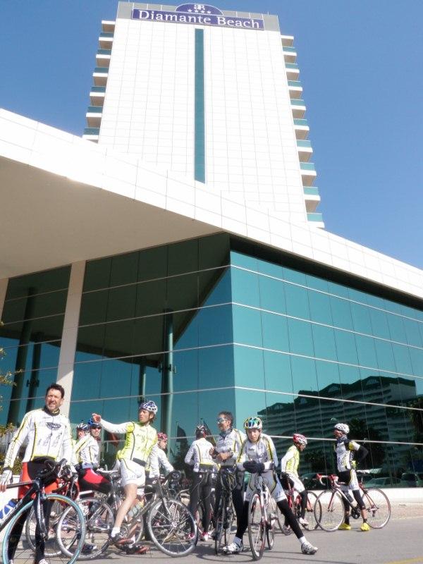 """VIII Campus de Ciclismo """"Actívate"""" Calpe del 20.- 24.de Febrero 2013, Mario Schumacher Blog"""