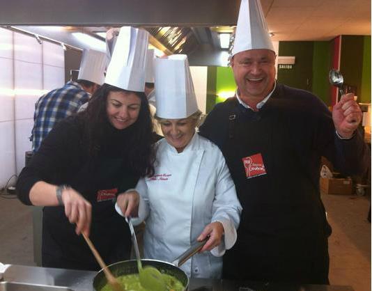 …was machst Du, wenn Du eine Einladung Spaniens erhälst um mit Michelin-Chefs in Kastilien zu kochen #saboreatrip, Mario Schumacher Blog