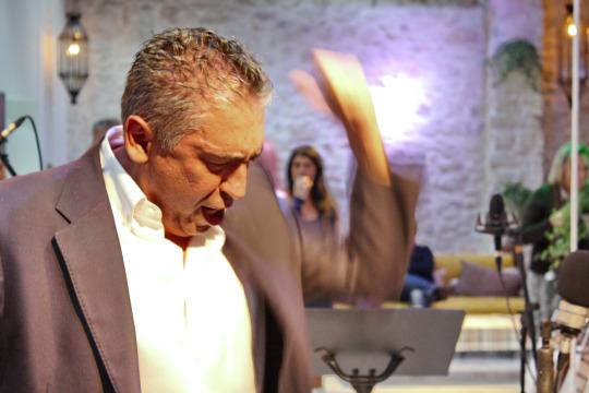 """""""Jazzlírica"""" con JazzMeeting & Luri – 08.Diciembre en Calpe (Costa Blanca), Mario Schumacher Blog"""