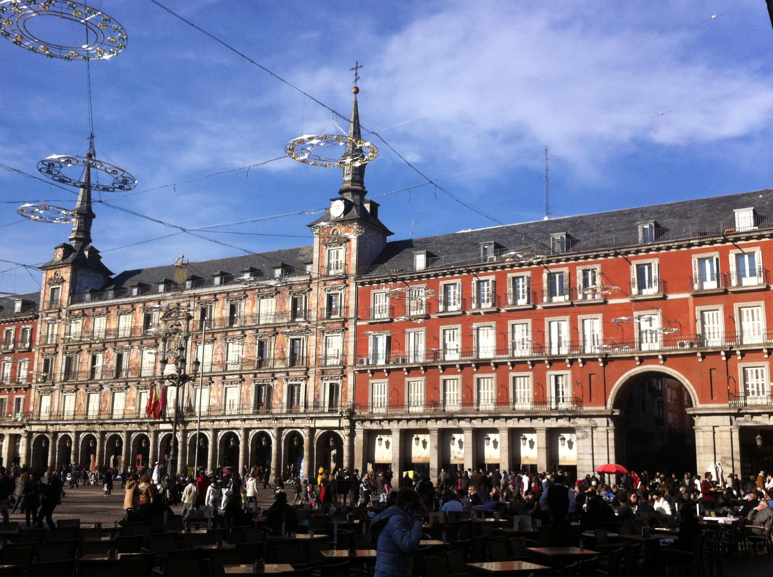 El día de Reyes en Madrid…, Mario Schumacher Blog