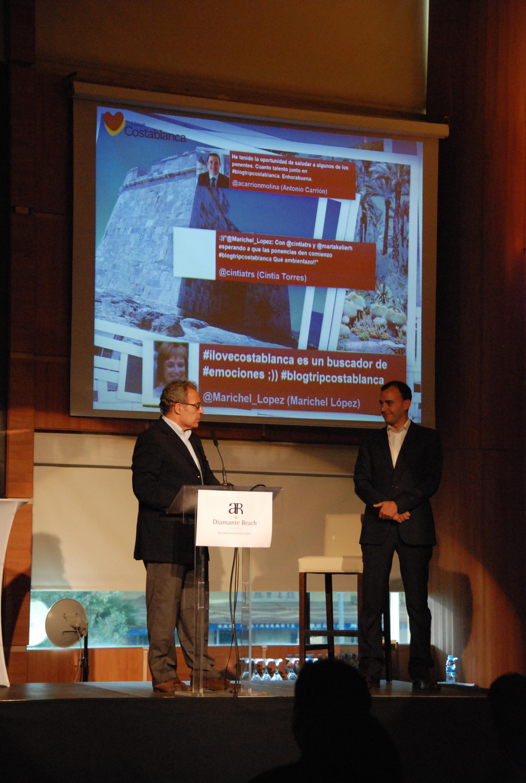La opinión de Domènec Biosca…libro #blogtripcostablanca – Part 2, Mario Schumacher Blog