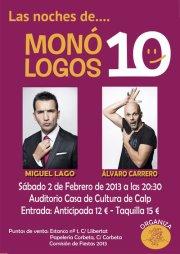 """Monólogos 10: """"Miguel Lago y Álvaro Carrero"""" – 02.Febrero en Calpe, Mario Schumacher Blog"""