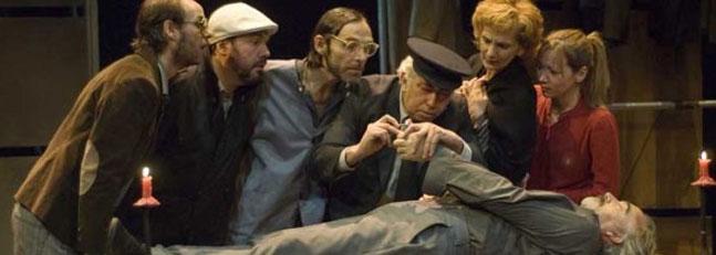 """Teatro del Temple el 19.Enero con """"Luces de Bohemia"""" en Calpe, Mario Schumacher Blog"""