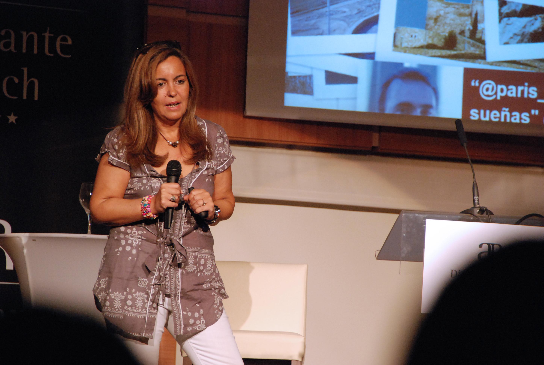 Ponencia de Fátima Martinez López en el Blogtrip Costa Blanca 2012