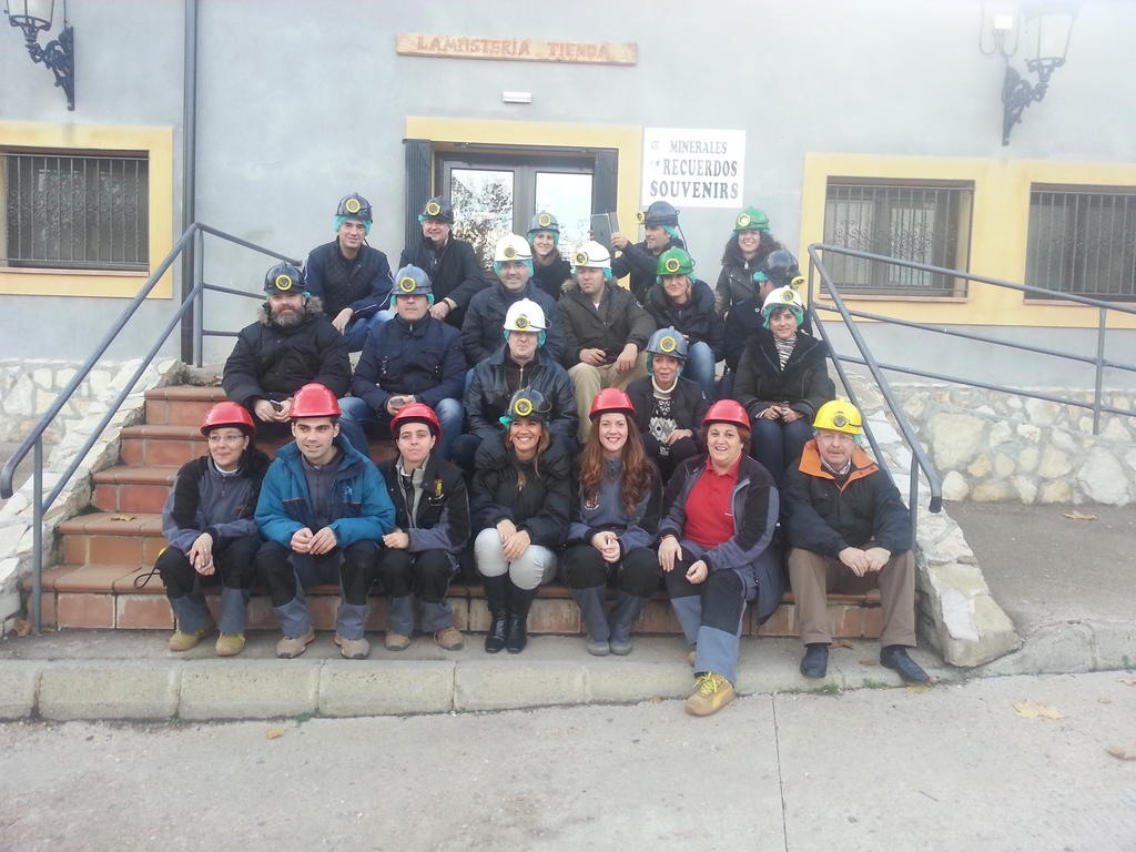 !¿Navidad en Marzo?!  …entre Tambores y Bombos del 15.- 17.Marzo 2013 – Socialtrip Teruel, Mario Schumacher Blog