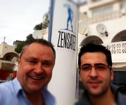 Tapas kreativ bitte 2.0 !!! …Gastro-Bar Zensatez in Moraira (Costa Blanca), Mario Schumacher Blog