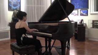 """Pianista de fama mundial """"Sofya Melikyan"""" el 09.Marzo 2013 en Calpe – Costa Blanca, Mario Schumacher Blog"""