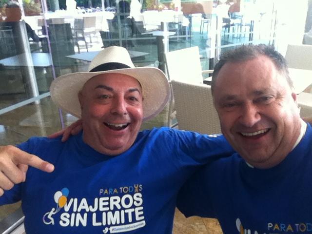 Zaragoza y Miguel Nonay me regalan una experiencia en una silla de ruedas #regalazaragoza, Mario Schumacher Blog
