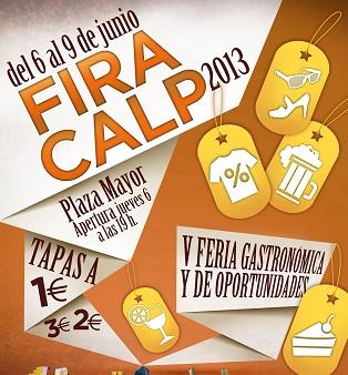FIRACALP 2013 – Feria gastronómica y de oportunidades de Calpe del 06.-09.Junio, Mario Schumacher Blog