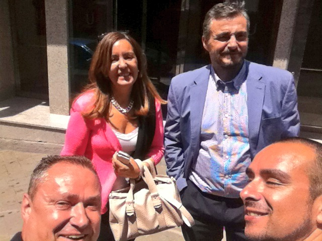 El viaje de mi #libroblogtrip comienza en Madrid y al final acaba en Troya, Mario Schumacher Blog
