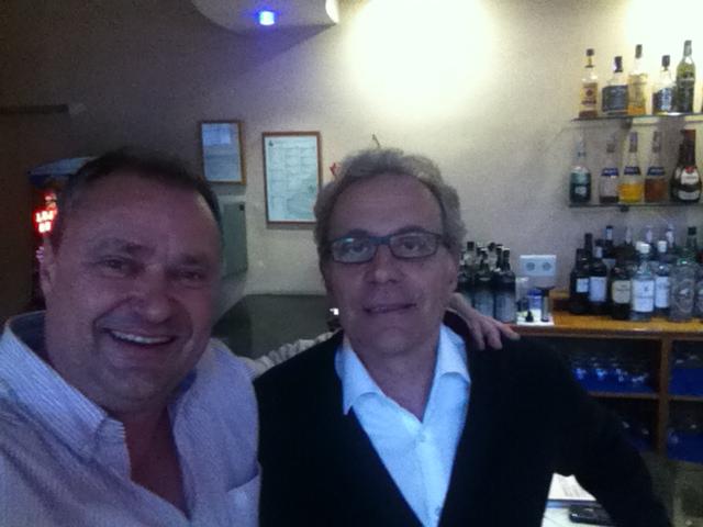 Dedico este post a Domènec Biosca por regalarme momentos inolvidables y una canción…, Mario Schumacher Blog