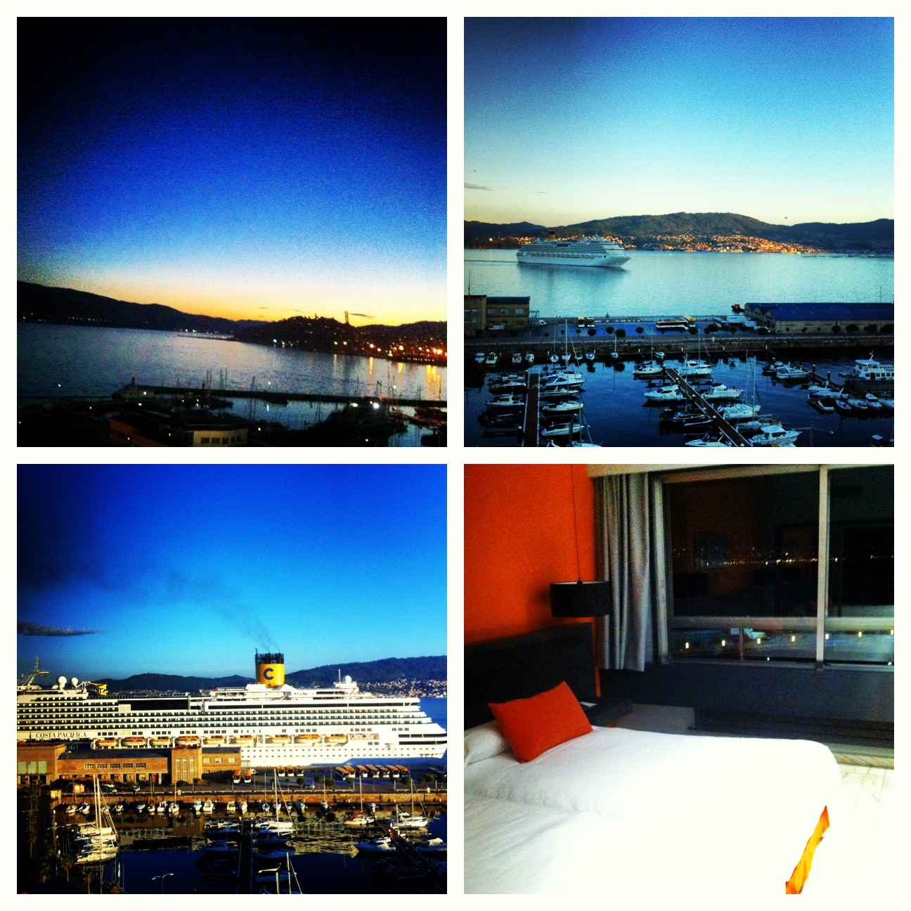 Vigo die Stadt im Norden von Spanien… überrascht mit Jules Verne und Julio César !!!, Mario Schumacher Blog