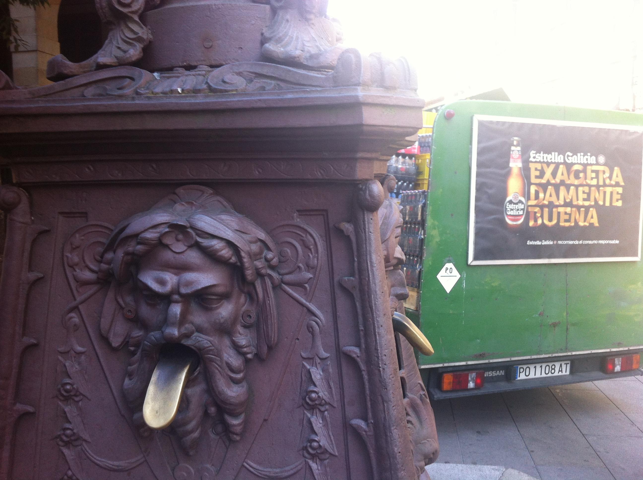 Pontevedra zwischen Kolumbus und exzellenter Gastronomie von Spanien, Mario Schumacher Blog