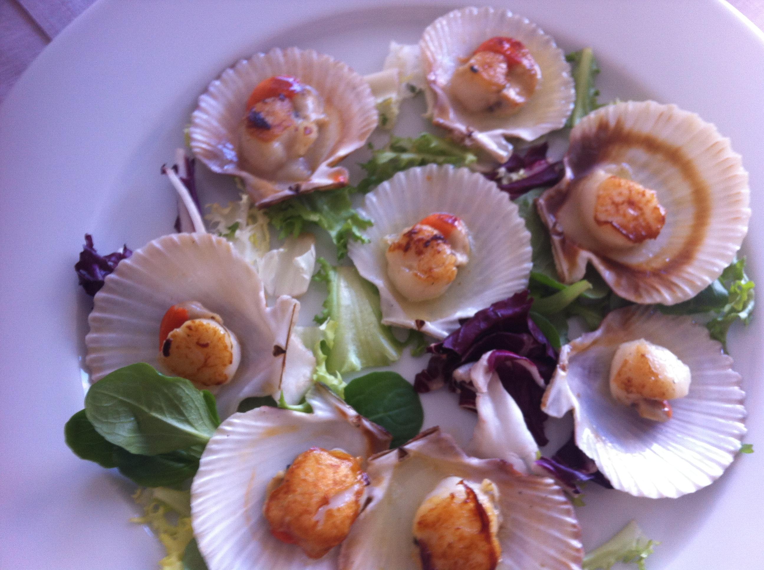Delikatessen aus Galizien - Restaurante A Chabola in Vigo