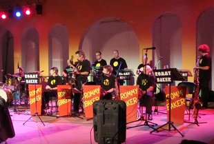 Rommy Baker Big Band Calpe (Costa Blanca)