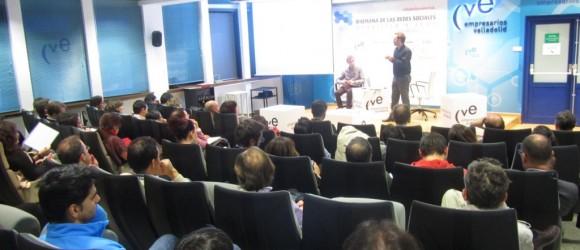 Semana Redes Sociales y Comunicaión de Castilla y León en Valladolid