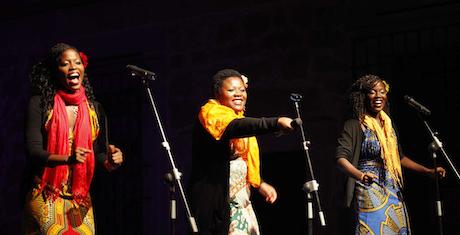 """Grupo de Gospel """"Sey Sisters"""" del 02 – 04. Enero 2014 en la Costa Blanca (Jávea, Moraira y Albir), Mario Schumacher Blog"""