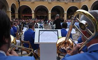 """Big Band """"Los Gavilanes"""" 18.Enero en Calpe a beneficio de la Cruz Roja, Mario Schumacher Blog"""