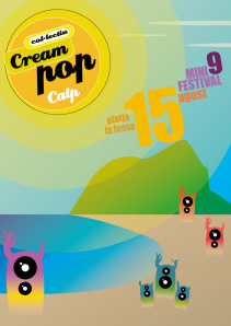 Minifestival Creampop 2014, 15.Agosto en la playa La Fossa Calpe, Mario Schumacher Blog