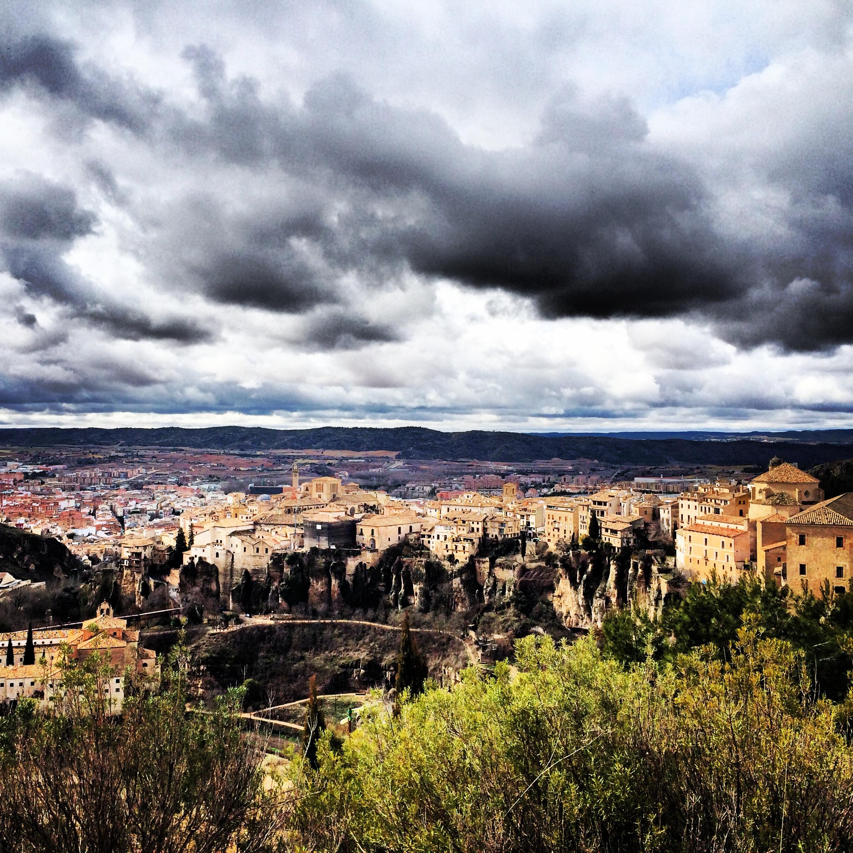 Cuenca y sus vistas #CuencEnamora