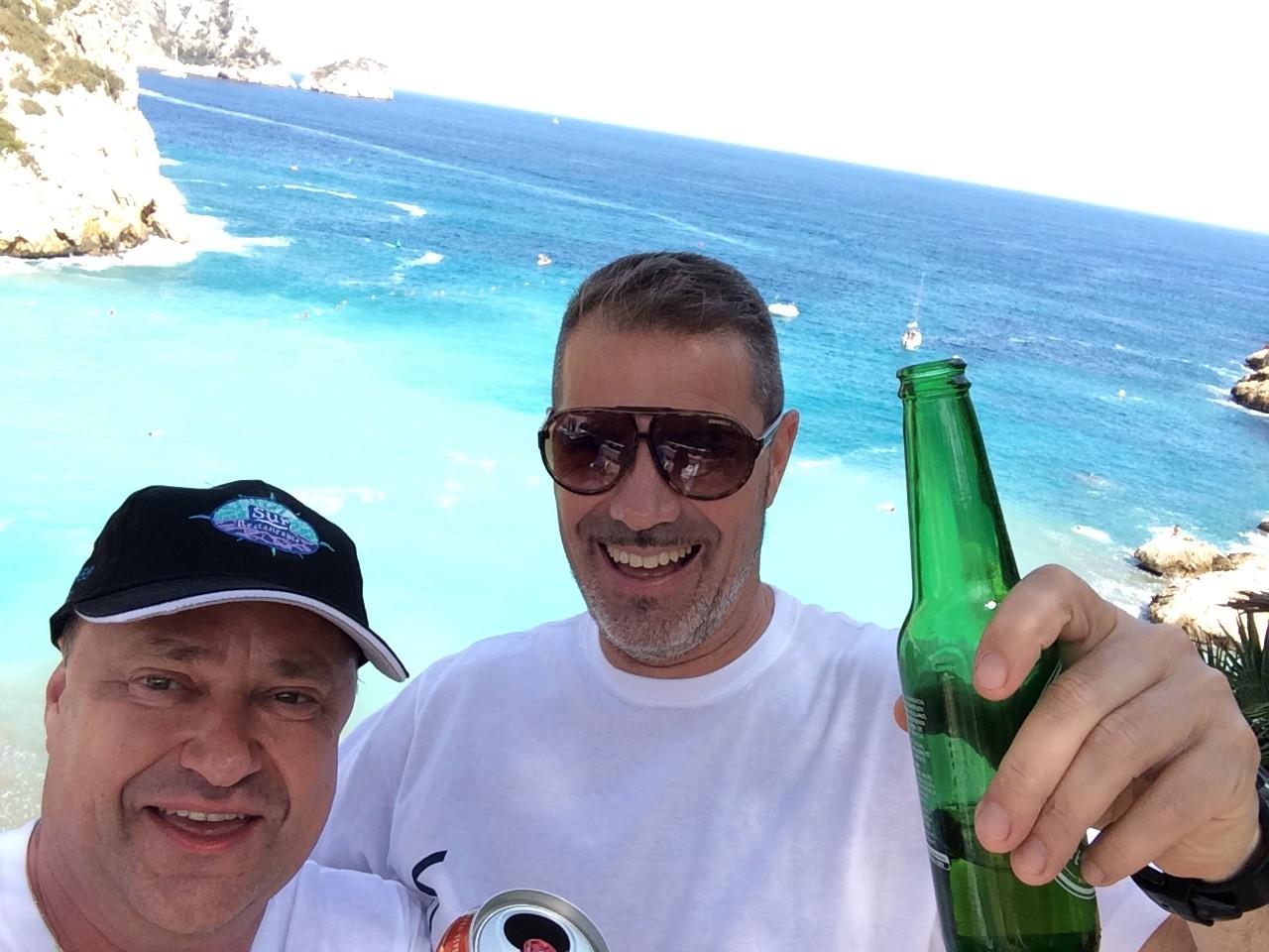 Si no fuera destino… video-blogger Diego Pons (Viajando con Diego), Mario Schumacher Blog
