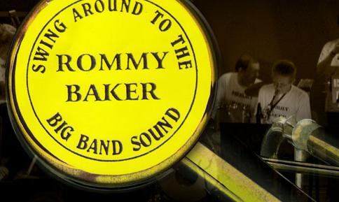Rommy Baker Orchestra - Big Band Swing Classics