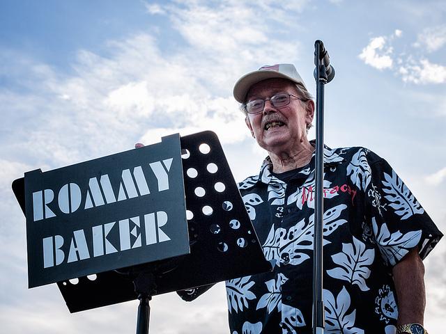 Rommy Baker Orchestra y Big Band Swing en Calpe, 23.Noviembre 2014, Mario Schumacher Blog