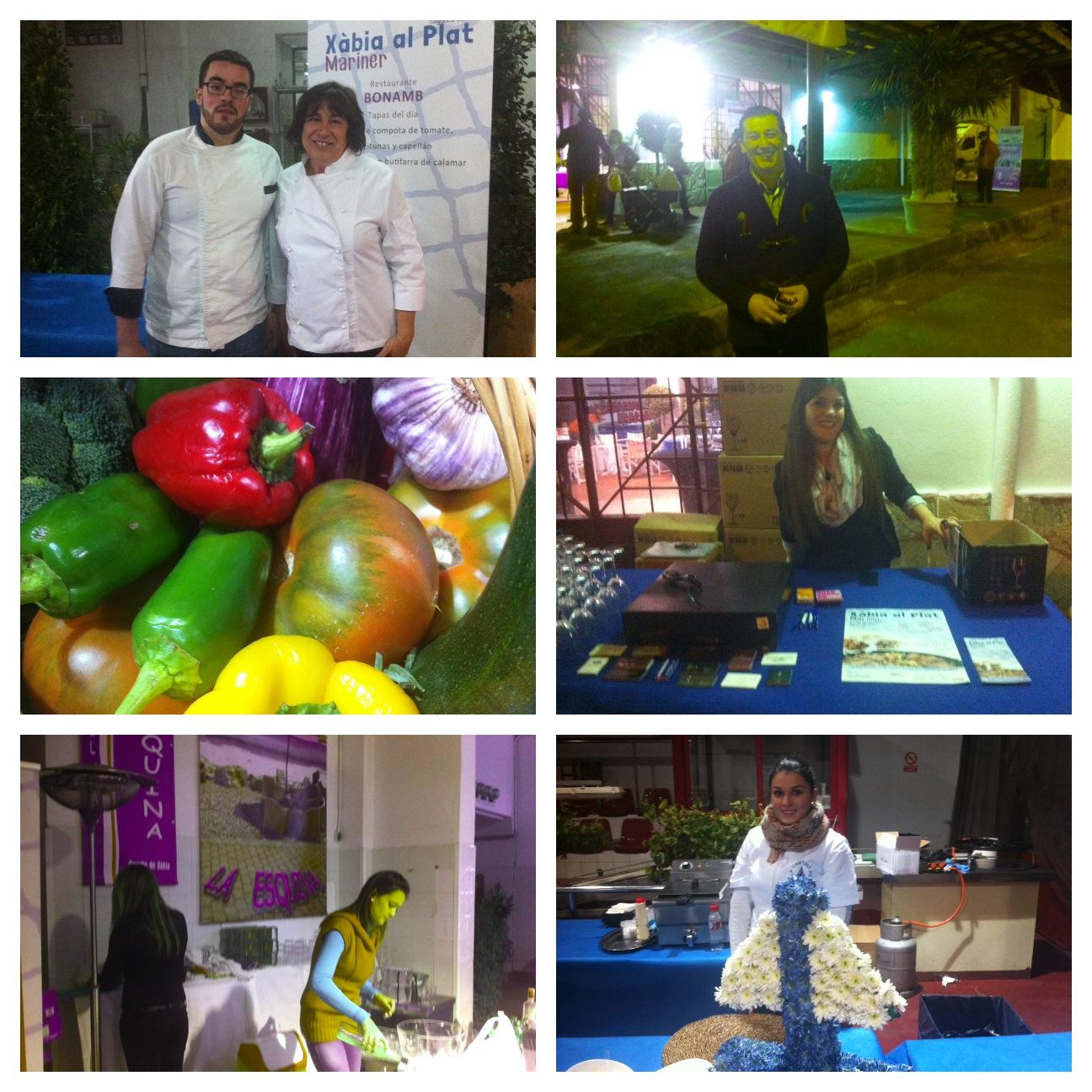 """Gastro-Event: """"Xàbia al Plat Mariner"""" am 29.November in der Fischbörse von Jávea/Xàbia, Mario Schumacher Blog"""