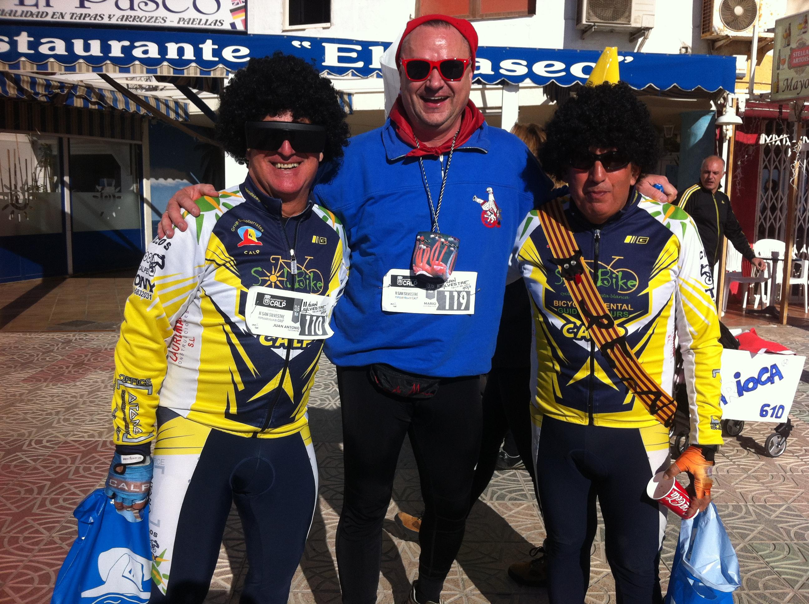III Carrera San Silvestre Villa de Calpe – 28.Diciembre 2014, Mario Schumacher Blog