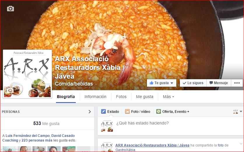 Die Köche von Jávea… Gastro-Vereinigung ARX in sozialen Netzwerken (Facebook-Twitter & Co), Mario Schumacher Blog