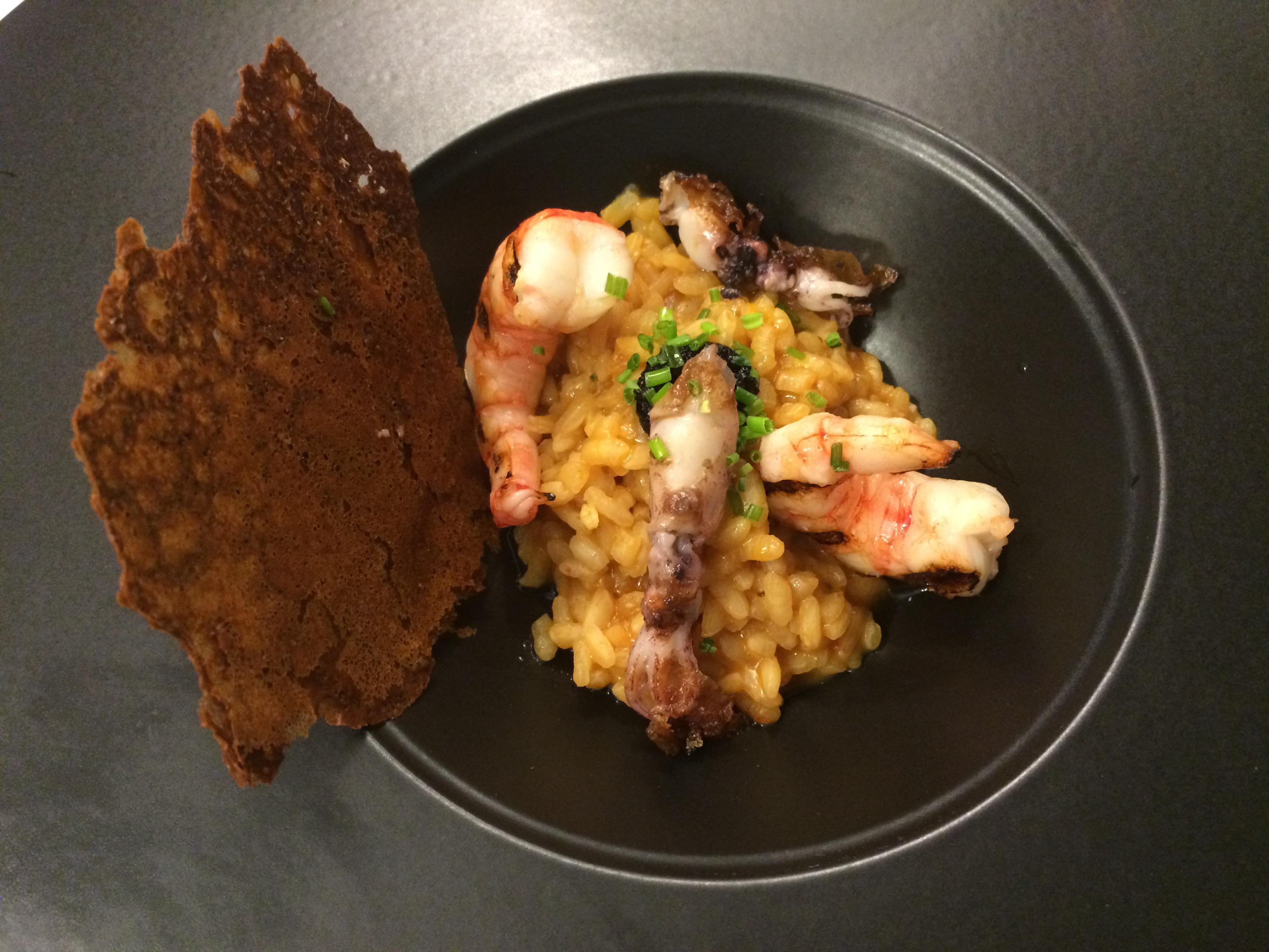 Arroz al Senyoret - Restaurant Audrey´s in Calpe (Spanien)