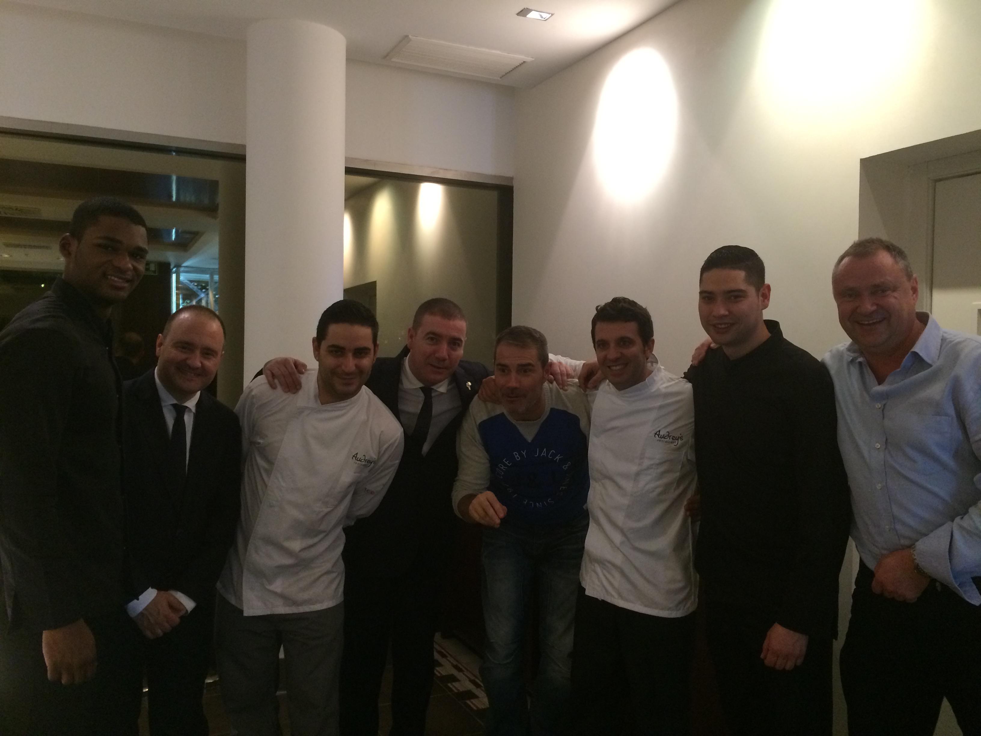 Essen wie Gott in Spanien… 6 Überraschungen in nur 10 Minuten im Restaurant Audrey´s in Calpe (Costa Blanca), Mario Schumacher Blog