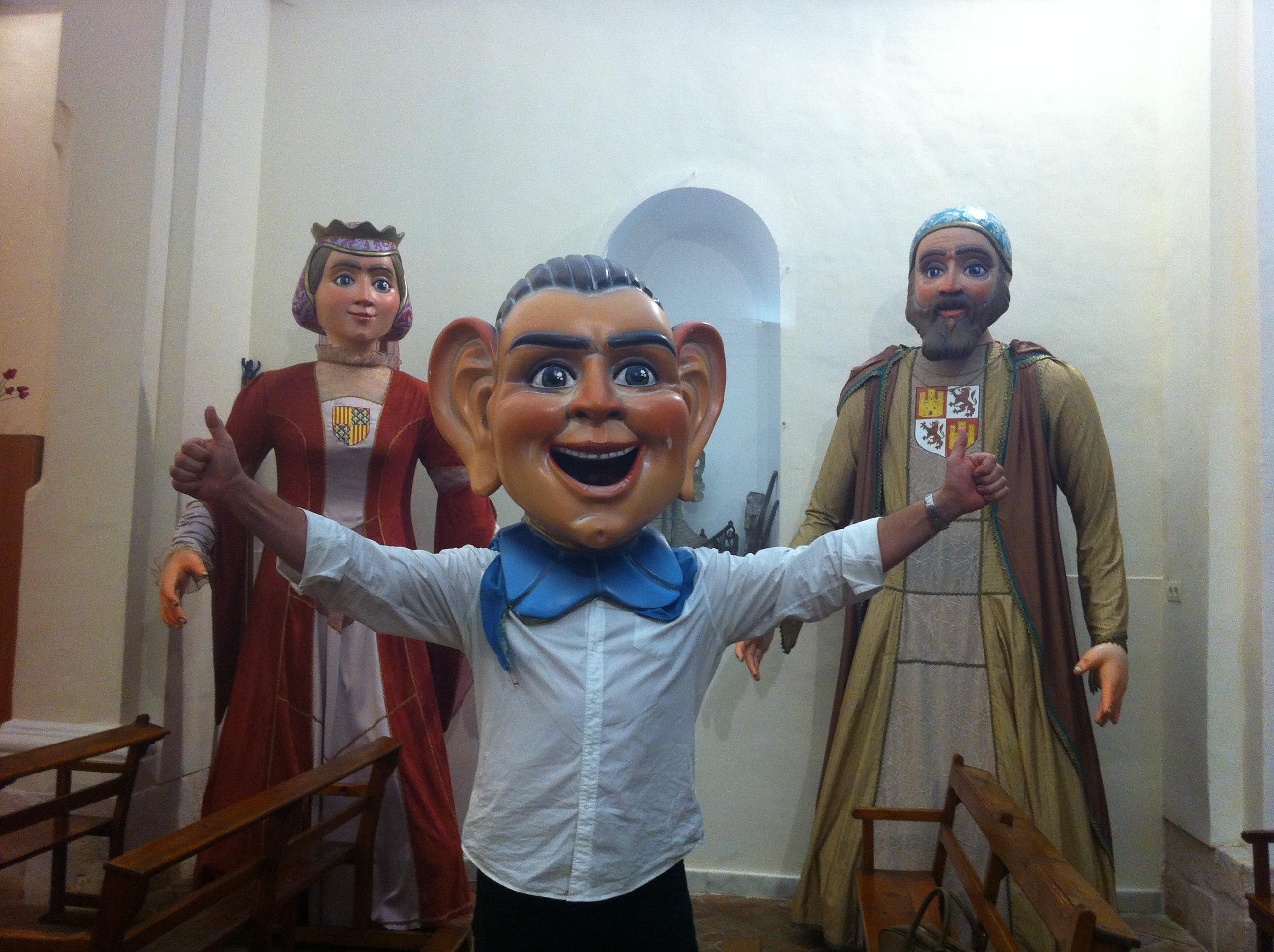 La historia y fiesta de Villena (Costa Blanca)