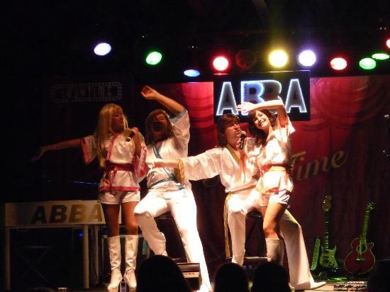 ABBA tribute en el Parador de Jávea