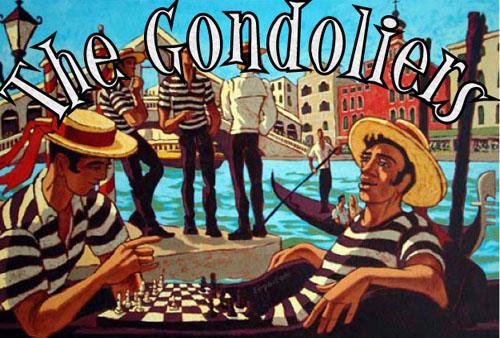 The Gondoliers de Gilbert & Sullivan
