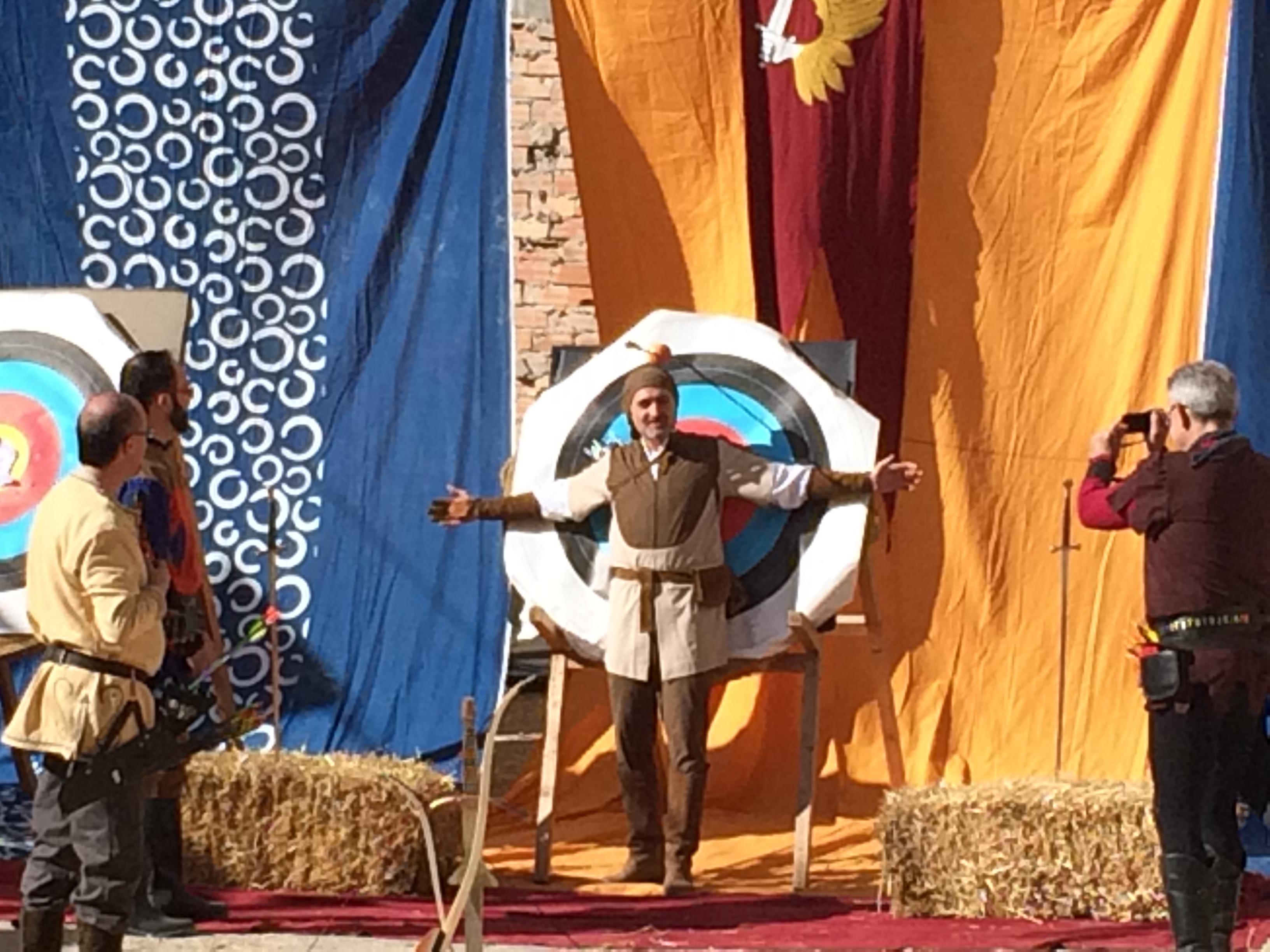 Mittelalterfest Medievovon Villena (Costa Blanca - Spanien)