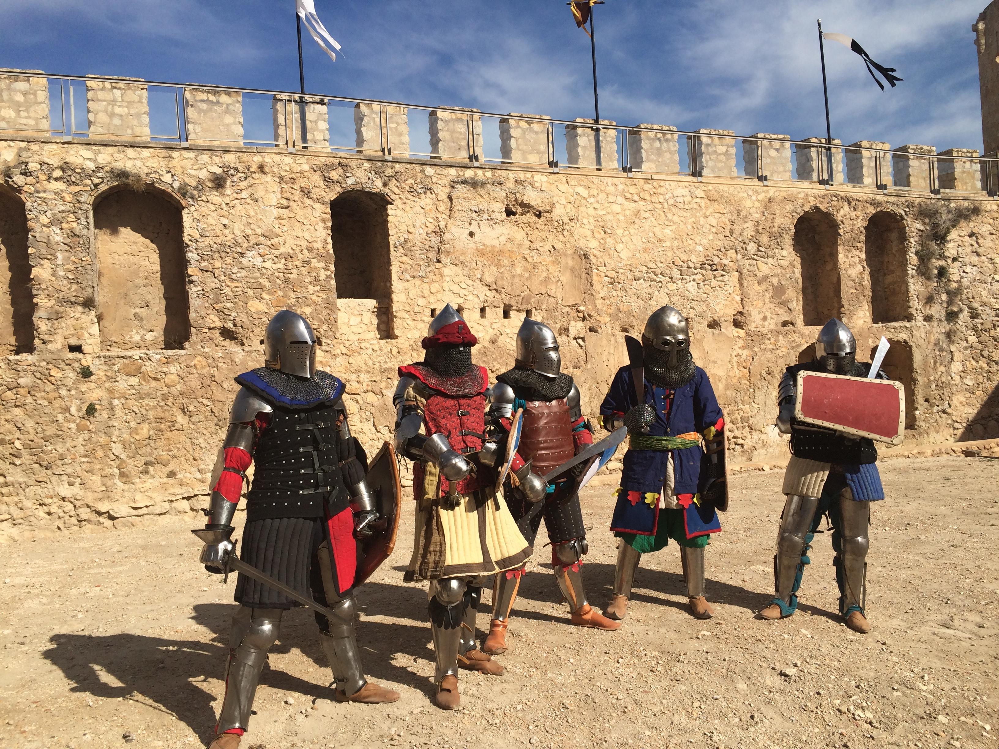 Mittelalter-Fest von Villena (Spanien), ein magisches Erlebnis für die gesamte Familie, Mario Schumacher Blog