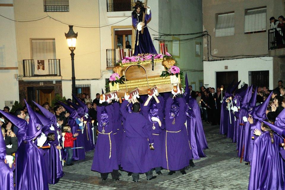 Costaleros, Vía Crucís, Saetas… 31.Marzo – 5.Abril 2015 Semana Santa en Calpe, Mario Schumacher Blog