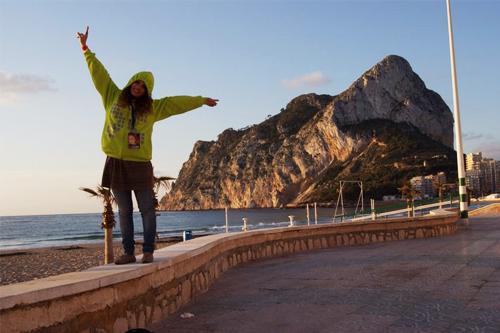 """Miles de estudiantes portugueses y XTravel en el """"Calpe Festival Village 2015"""", Mario Schumacher Blog"""