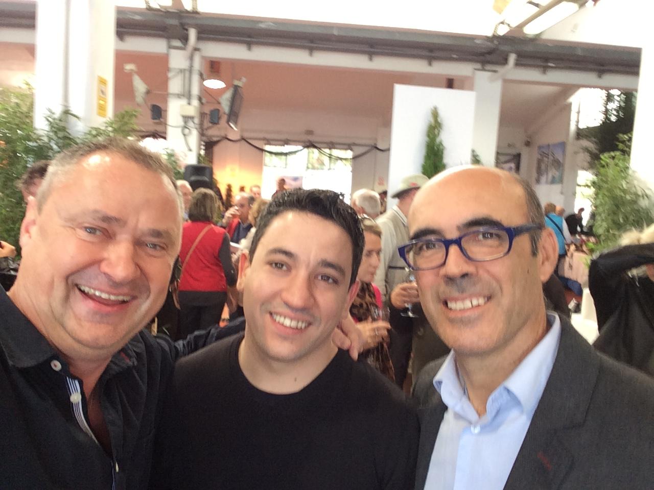 Caso de éxito: ARX Asociación Restauradores Xàbia/Jávea en UNIREDE 2015 – Pontevedra, Mario Schumacher Blog
