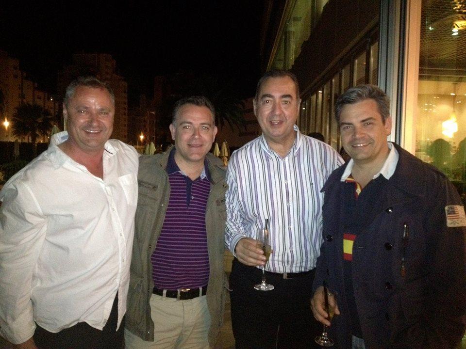 """Comienzo de una hermosa amistad… en el """"Barcelona Travel Bloggers"""" #BcnTB 2015, Mario Schumacher Blog"""